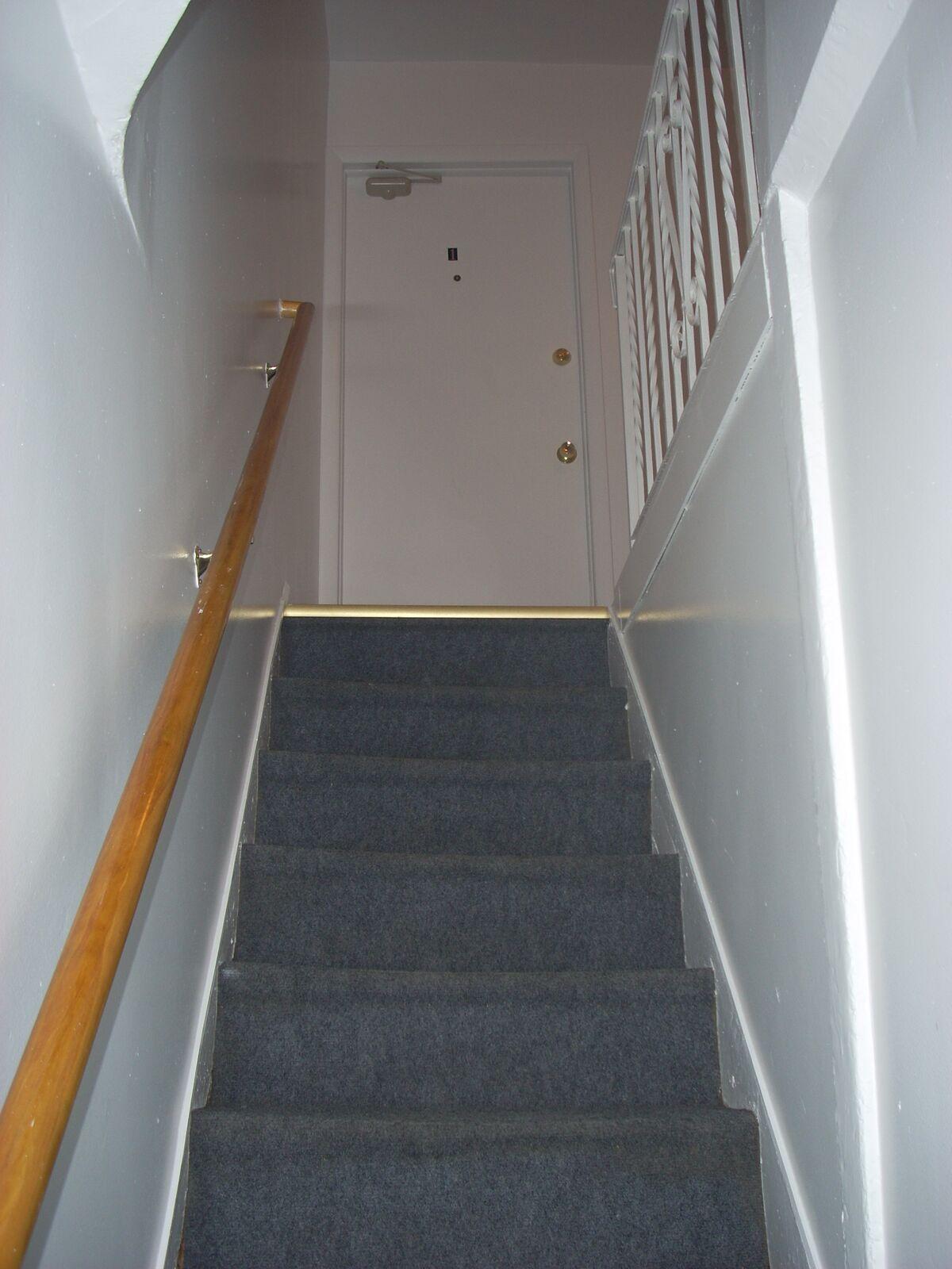 1511 Pine Stairs
