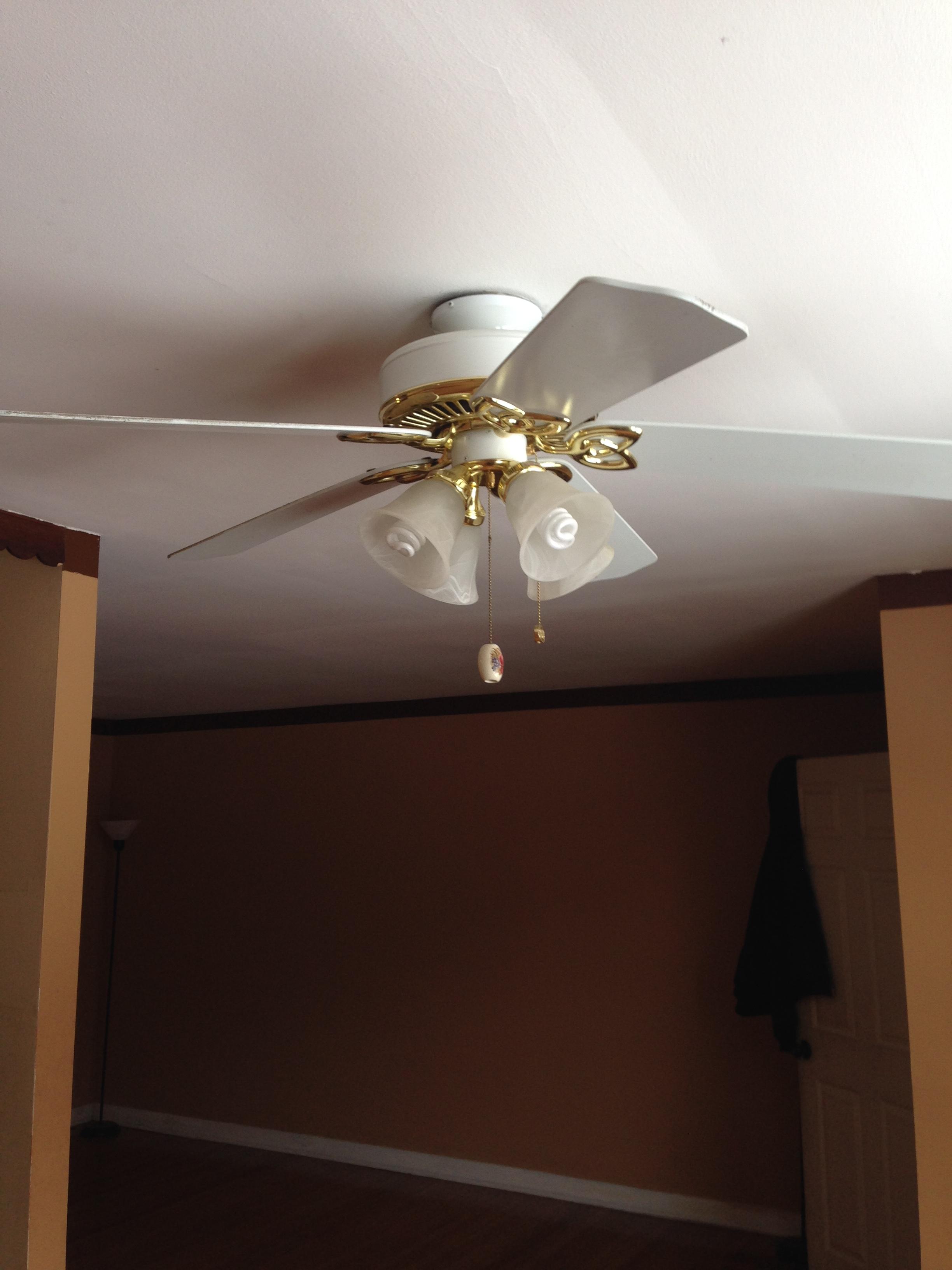 268 Bridge ceiling fan