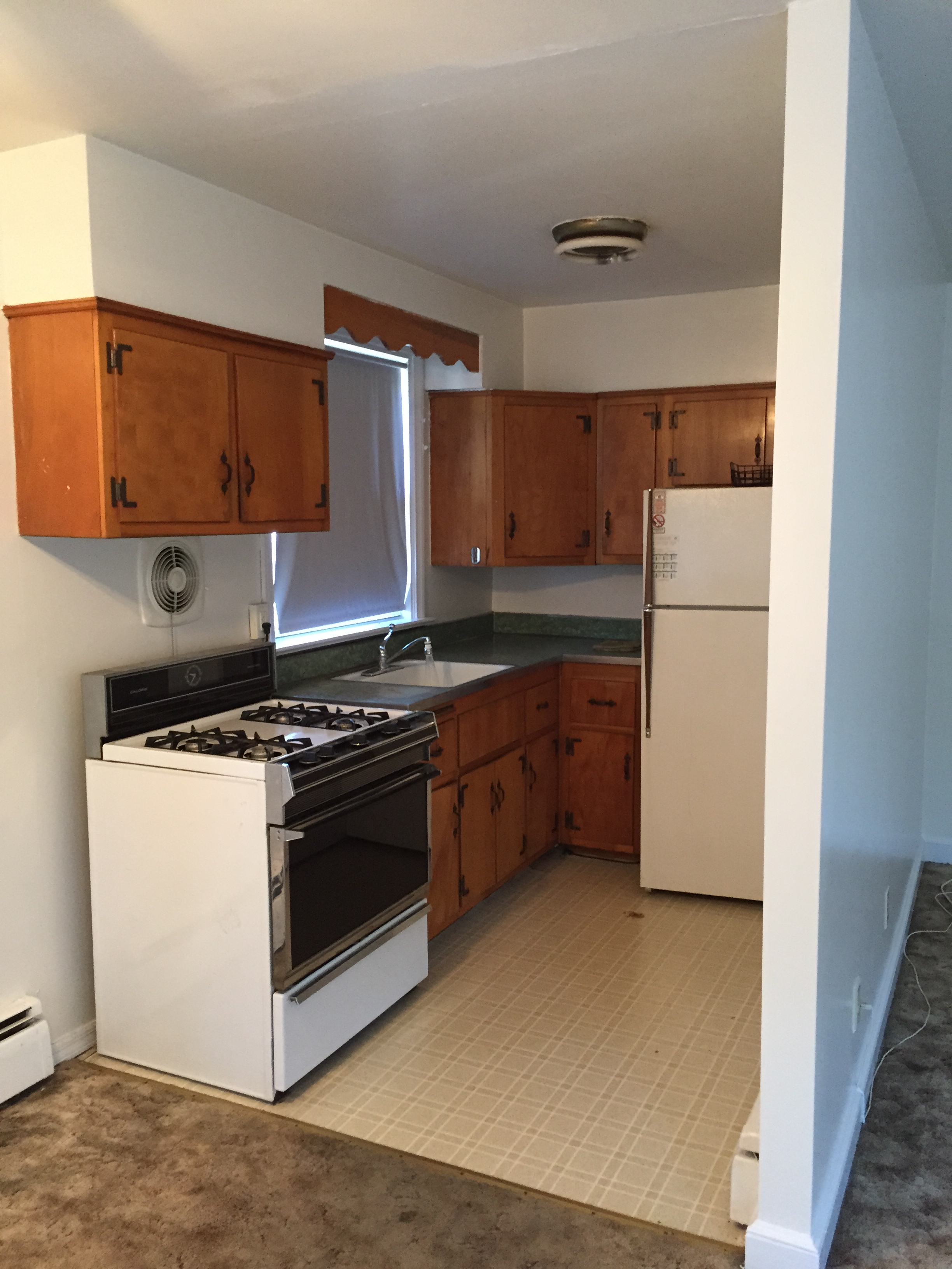 31 E. Lacrosse Kitchen