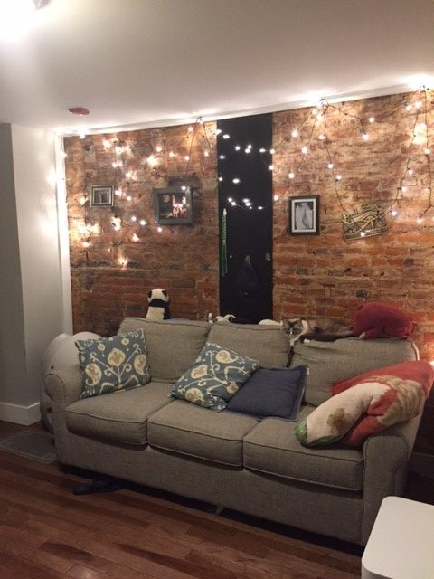 309 S. 16th living room