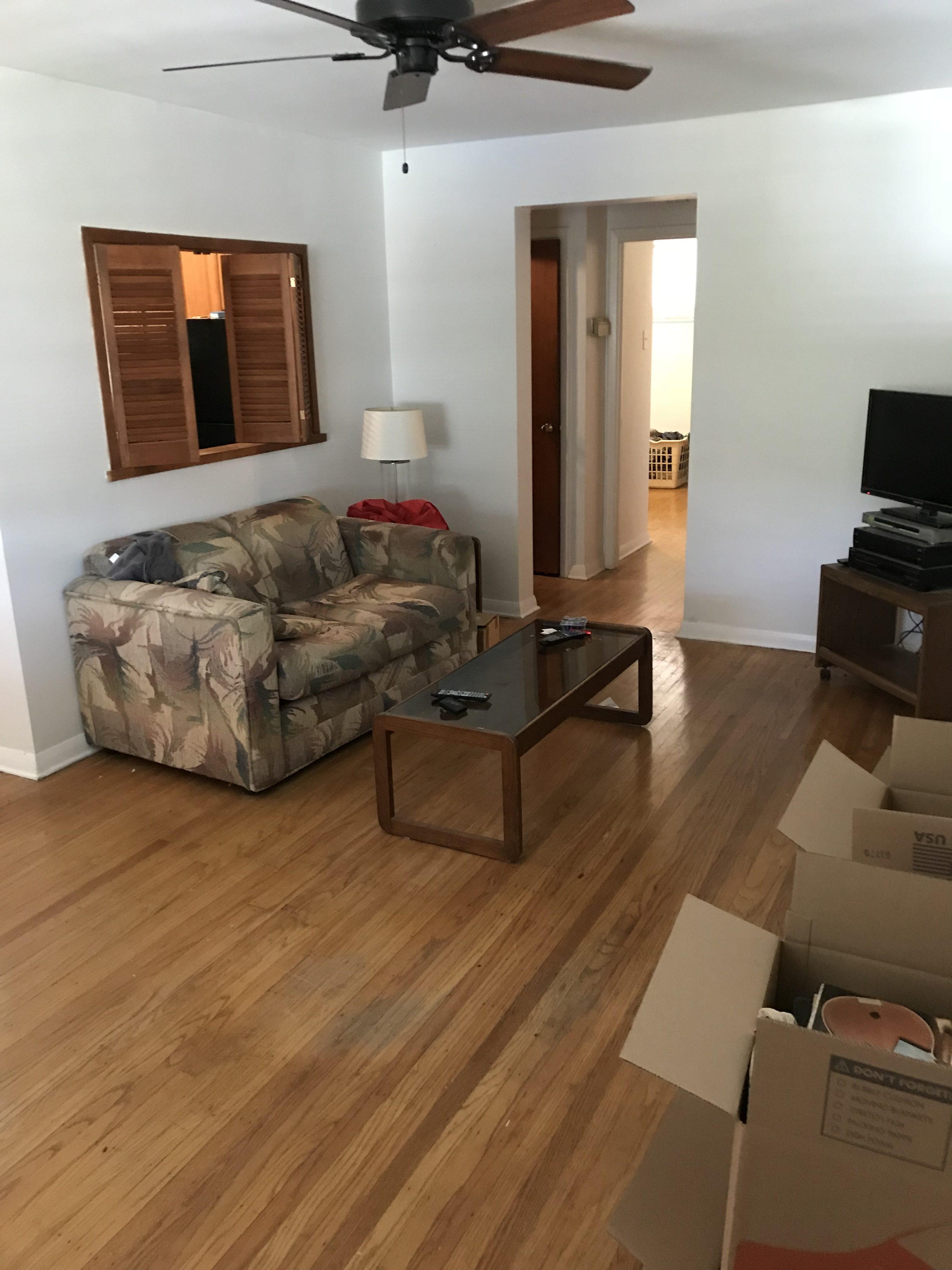 251 Blanchard living room