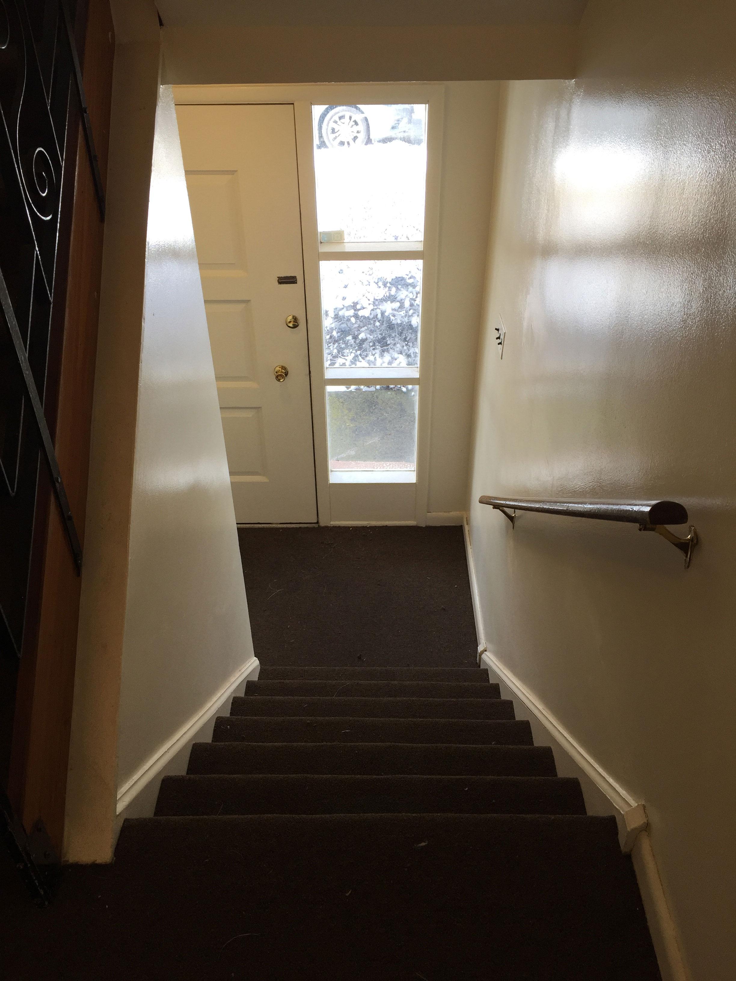 237 Ardmore interior stairwell