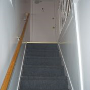 1511 Pine Entrance Stairs