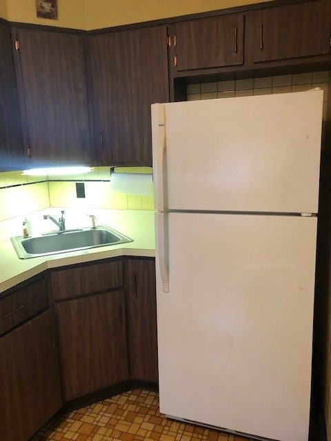 191 Blanchard Kitchen Fridge