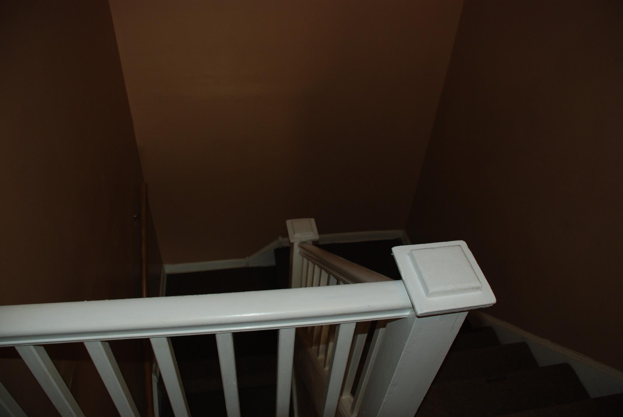 129 Bridge Interior Stairwell
