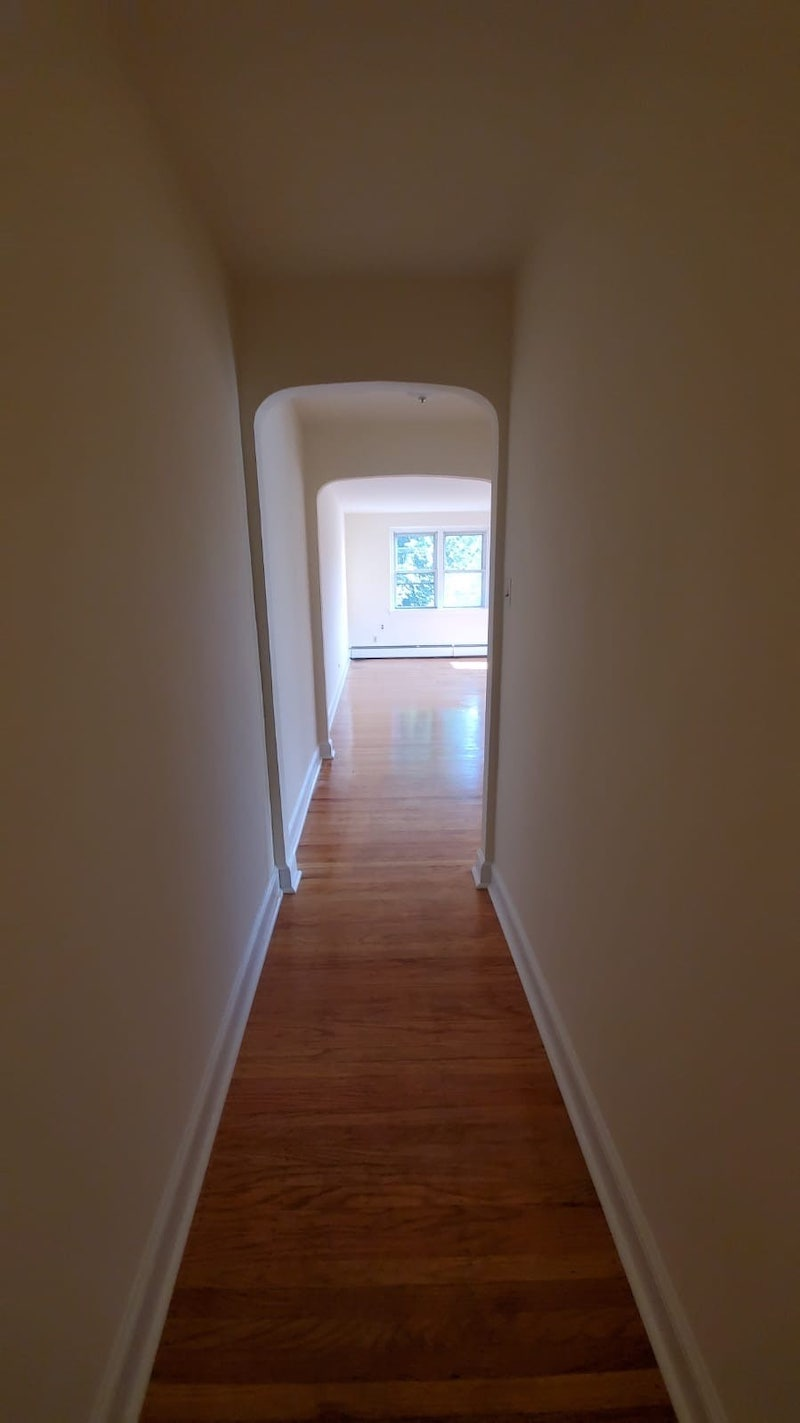 31 E. Lacrosse interior hallway
