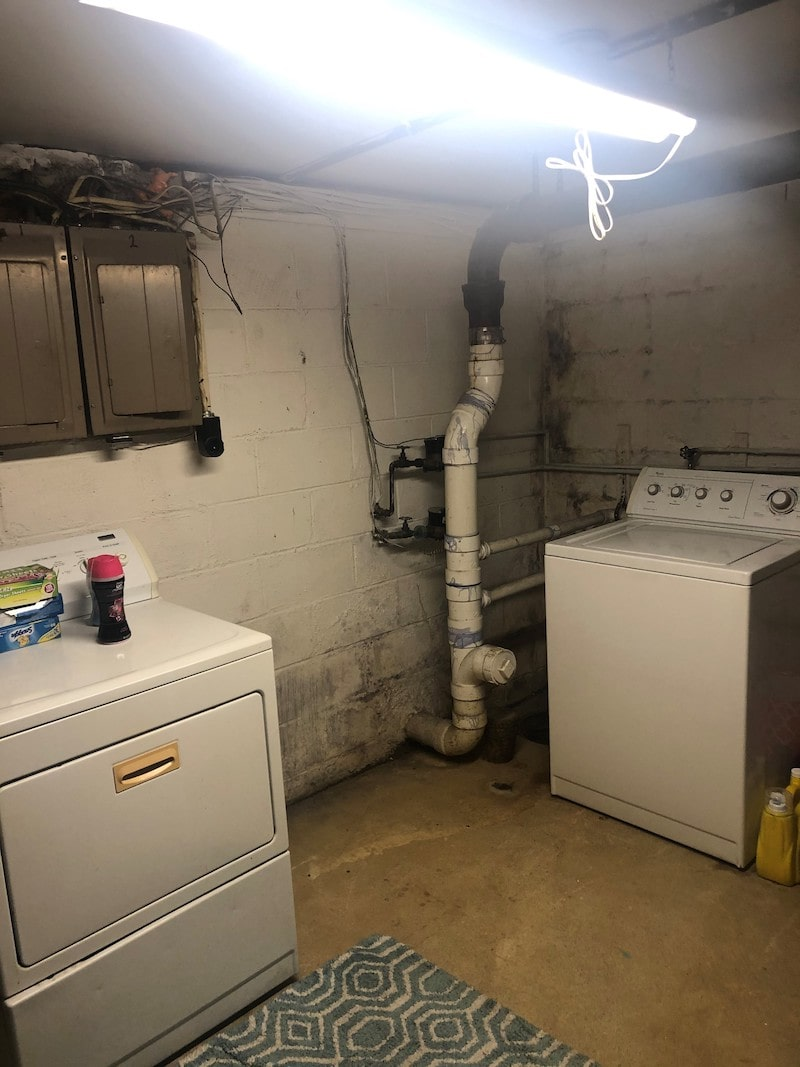 600-28 Grant in-unit washer-dryer
